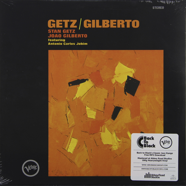 Stan Getz Stan Getz And Joao Gilberto-getz/gilberto (180 Gr) hunday getz за 180000 рублей