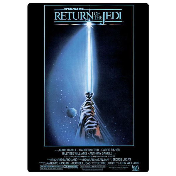 Магнит Star Wars - Return Of The Jedi