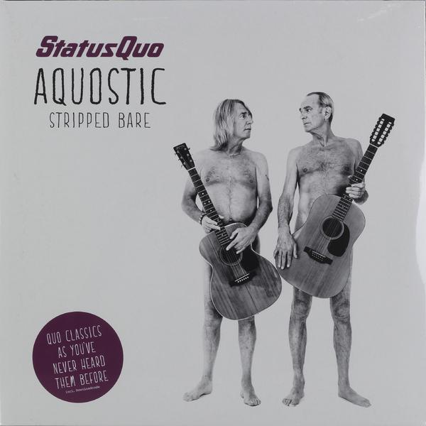 Status Quo Status Quo - Aquostic (stripped Bare) status quo status quo aquostic stripped bare