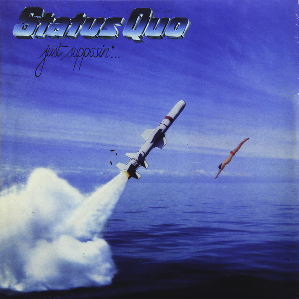 STATUS QUO STATUS QUO - JUST SUPPOSIN' status quo status quo original albums 4 cd