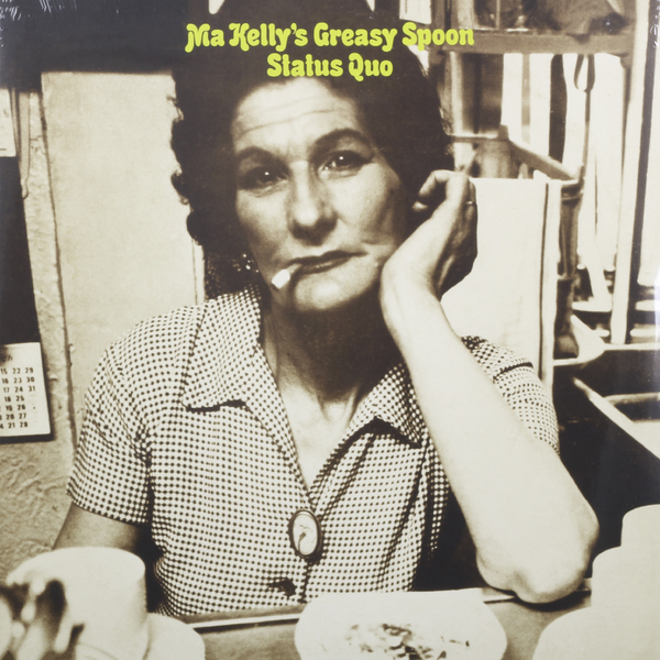Status Quo Status Quo - Ma Kelly's Greasy Spoon status quo status quo accept no substitute the definitive hits