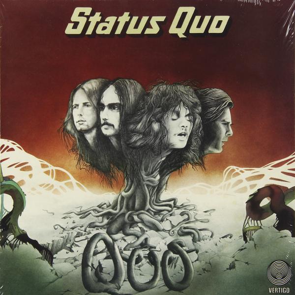 Status Quo Status Quo - Quo status quo status quo original albums 4 cd