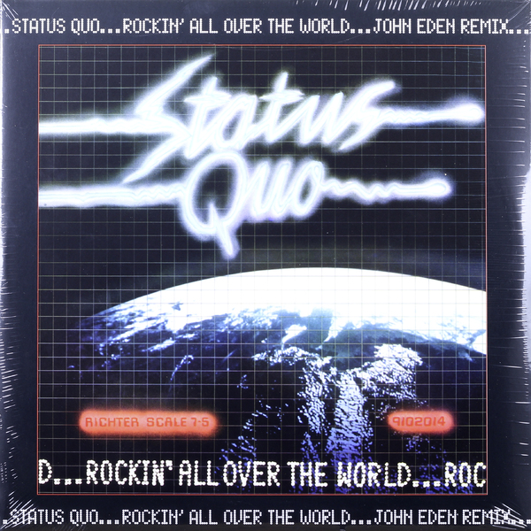 Status Quo Status Quo - Rockin'all Over The World (2 LP) status quo status quo accept no substitute the definitive hits