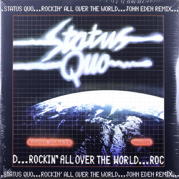 Status Quo Status Quo - Rockin'all Over The World (2 LP) электропила status cs2040s