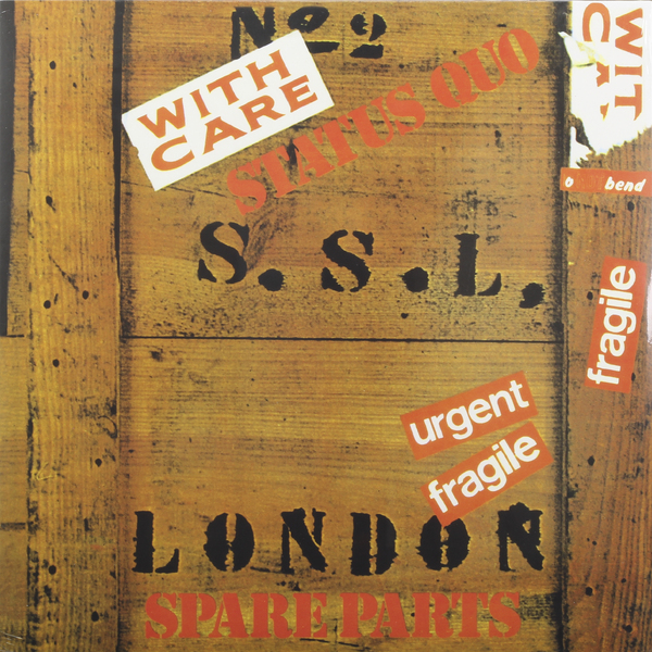 Status Quo Status Quo - Spare Parts status quo status quo accept no substitute the definitive hits