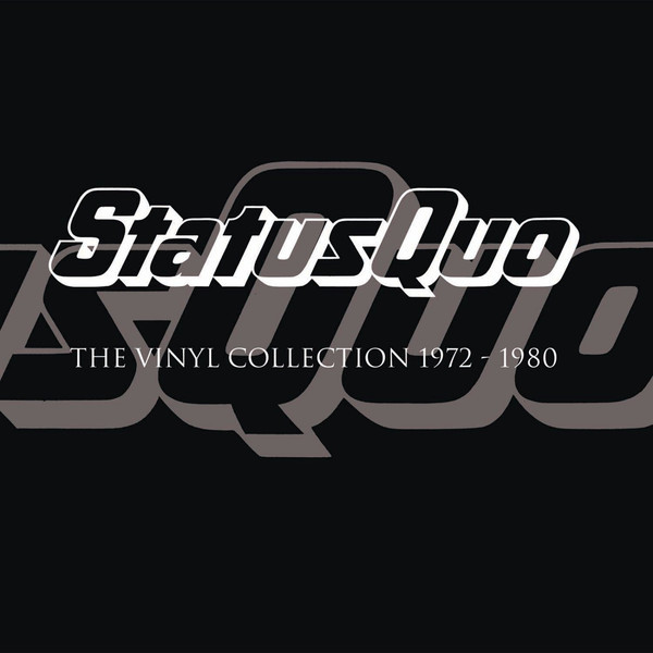 STATUS QUO STATUS QUO - THE VINYL COLLECTION (11 LP BOX) status quo status quo original albums 4 cd