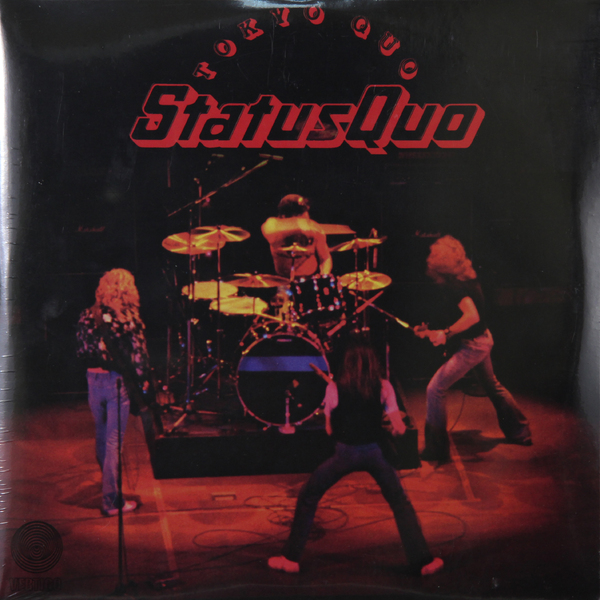 Status Quo Status Quo - Tokyo Quo status quo status quo accept no substitute the definitive hits