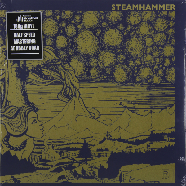 Steamhammer Steamhammer - Mountains (180 Gr) guano apes guano apes proud like a god 180 gr colour