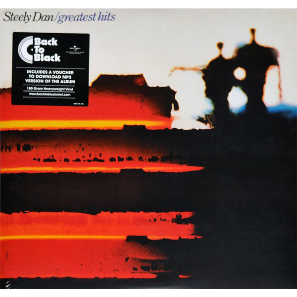 Steely Dan Steely Dan - Greatest Hits (2 LP) queen greatest hits ii 2 lp