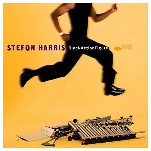 Stefon Harris Stefon Harris - Black Action Figure (2 LP) lesley harris ellen canadian copyright law