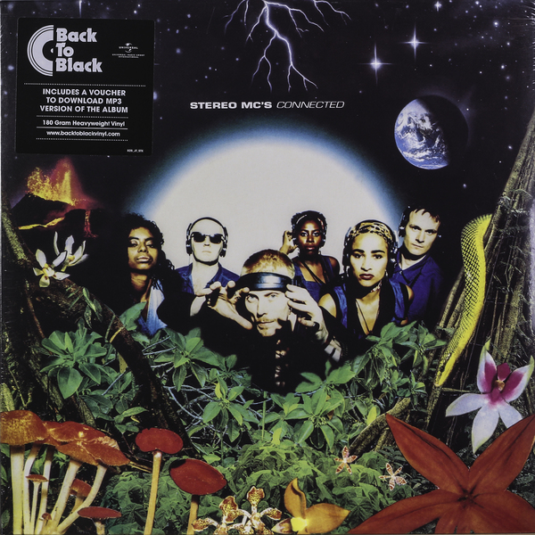 Stereo Mc's Stereo Mc's - Connected (180 Gr) guano apes guano apes proud like a god 180 gr colour
