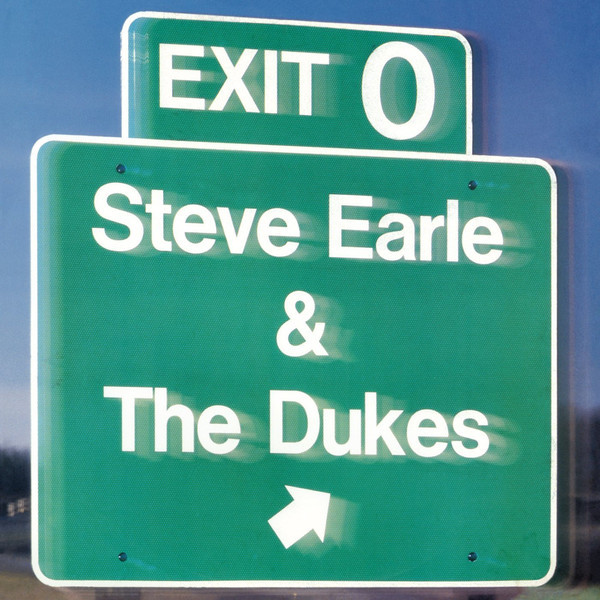 Steve Earle Steve Earle - Exit 0 steve cockram 5 voices