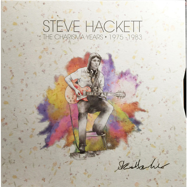 Steve Hackett Steve Hackett - The Charisma Years (box) (11 LP)