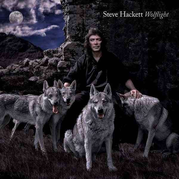 Steve Hackett Steve Hackett - Wolflight (2 Lp+cd) steve cockram 5 voices