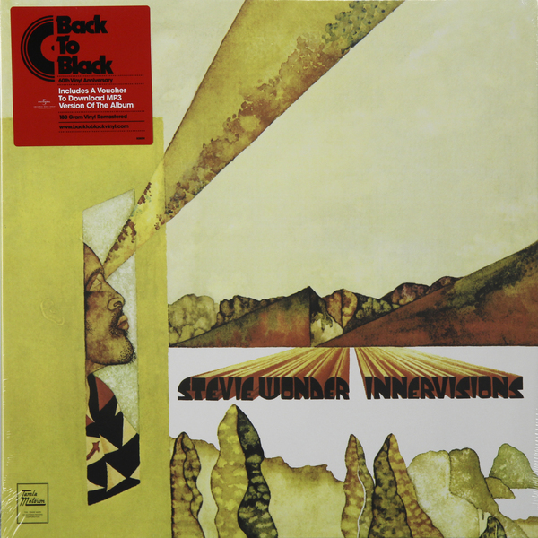 Stevie Wonder Stevie Wonder - Innervisions (180 Gr) stevie wonder stevie wonder hotter than july