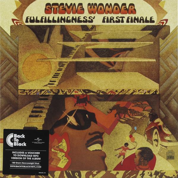 Stevie Wonder Stevie Wonder - Fulfillingness' First Finale stevie wonder stevie wonder hotter than july
