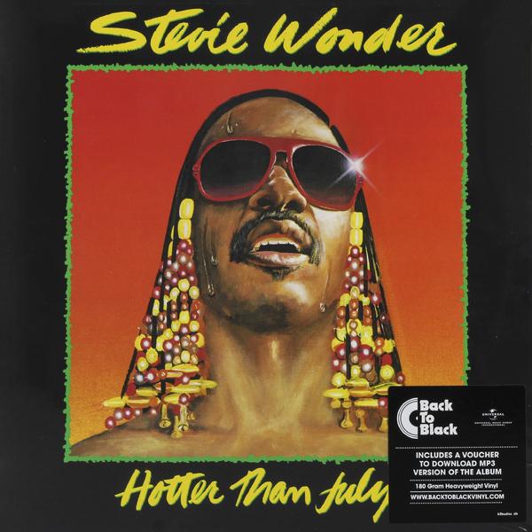 Stevie Wonder Stevie Wonder - Hotter Than July stevie wonder stevie wonder hotter than july
