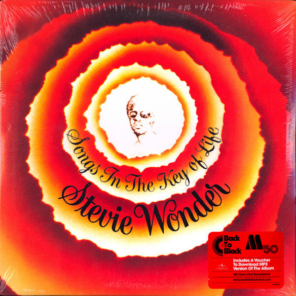 Stevie Wonder Stevie Wonder - Songs In The Key Of Life (2 Lp+7 ) стиви уандер stevie wonder the definitive collection