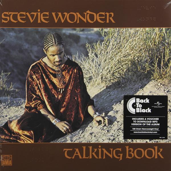 Stevie Wonder Stevie Wonder - Talking Book (180 Gr) stevie wonder stevie wonder hotter than july