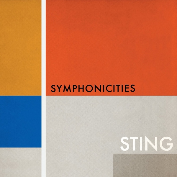 STING STING - Symphonicities (2 LP) sting sting the complete studio collection 16 lp