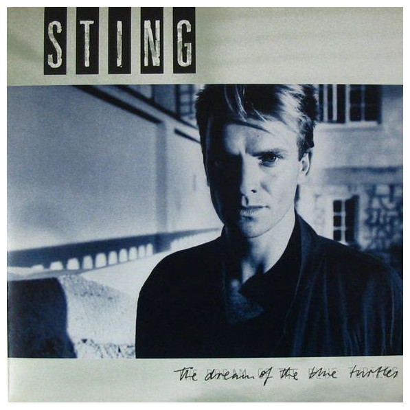 STING STING - THE DREAM OF THE BLUE TURTLES sting in the tail cd