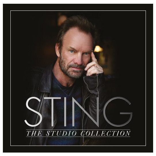 STING STING - THE STUDIO COLLECTION (11 LP) sting in the tail cd