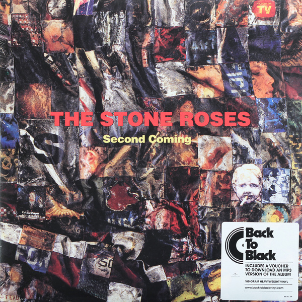 Stone Roses Stone Roses - Second Coming (2 Lp, 180 Gr) the stone roses the stone roses second coming 2 lp
