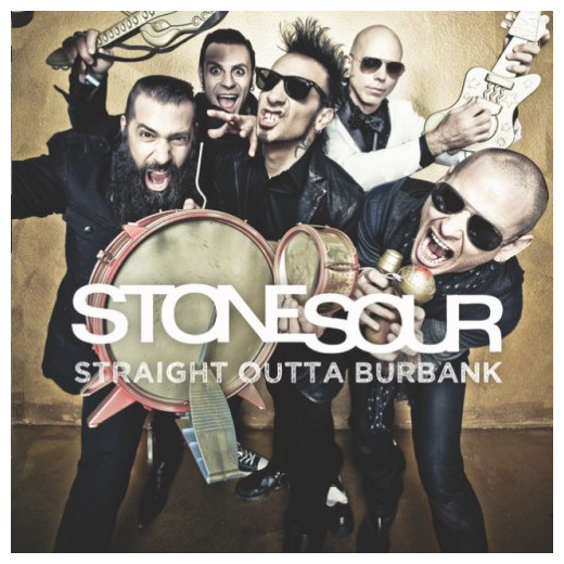 STONE SOUR STONE SOUR - STRAIGHT OUTTA BURBANK EP stone