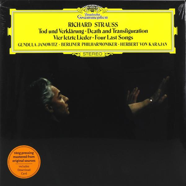 Strauss Strauss - Tod Und Verklarung Op.24 цены онлайн