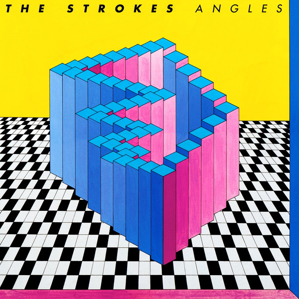 Strokes Strokes - Angles (180 Gr) guano apes guano apes proud like a god 180 gr colour
