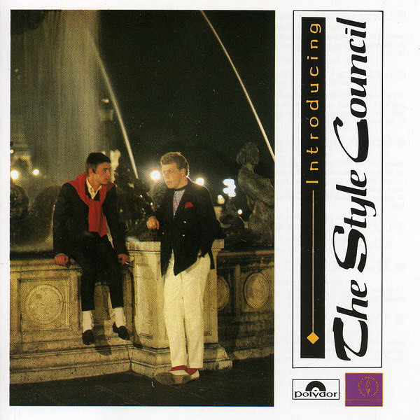 STYLE COUNCIL STYLE COUNCIL - INTRODUCING THE STYLE COUNCIL style