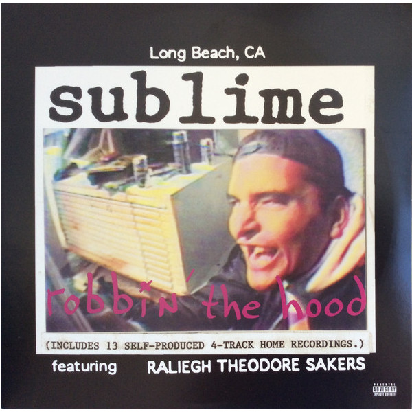 Sublime Sublime - Robbin' The Hood (2 LP) the black keys the black keys el camino 2 lp