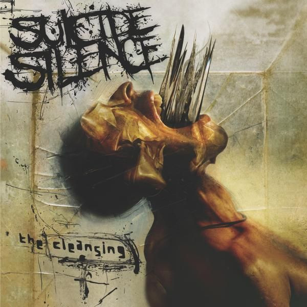 Suicide Silence Suicide Silence - The Cleansing (lp + Cd) vildhjarta vildhjarta masstaden lp cd