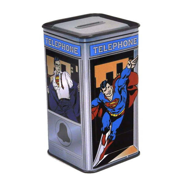 Копилка Superman - Clark Kent Phone Booth от Audiomania