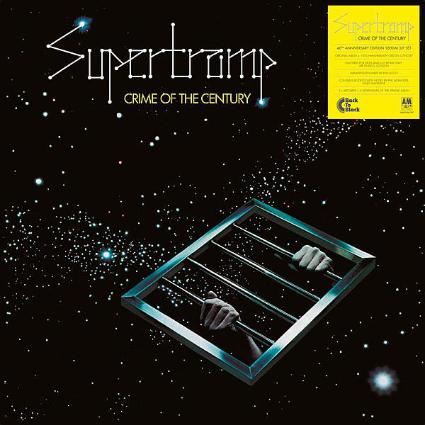 Supertramp Supertramp - Crime Of The Century - Deluxe (3 LP) the joker the clown prince of crime