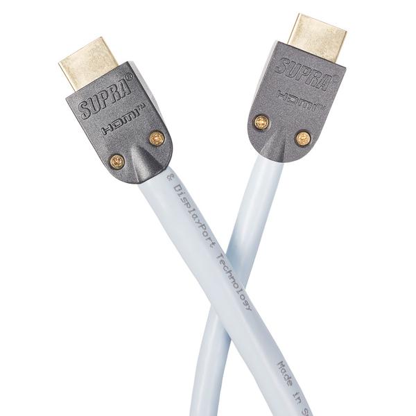 Кабель HDMI Supra HD A/V 8 m