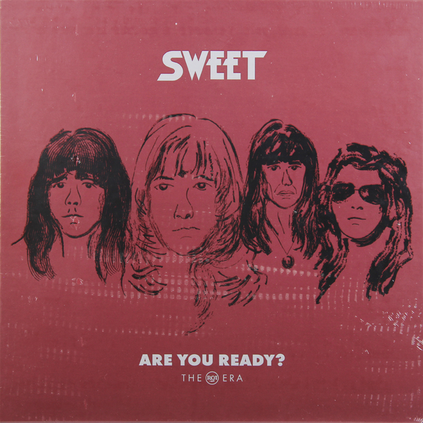 SWEET SWEET - Are You Ready (7 LP) sweet tomorrows