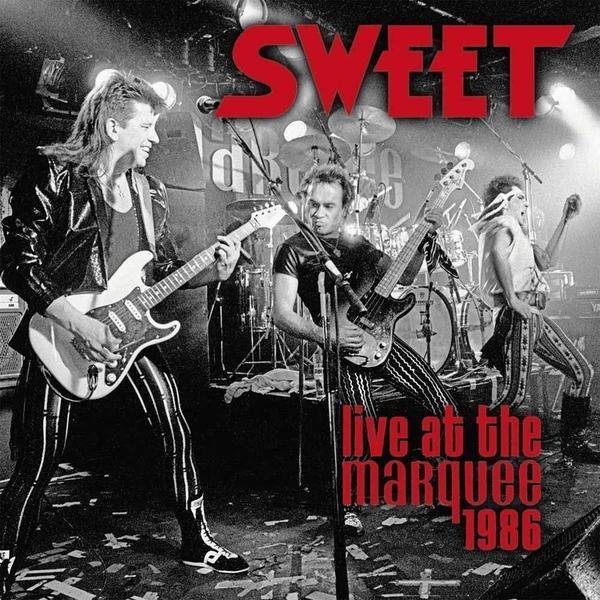 SWEET SWEET - Live At The Marquee 1986 (2 LP) status quo status quo back2 sq 1 live at glasgow 2 lp