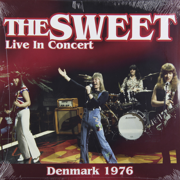 SWEET SWEET - Live In Concert 1976 camel pressure points live in concert