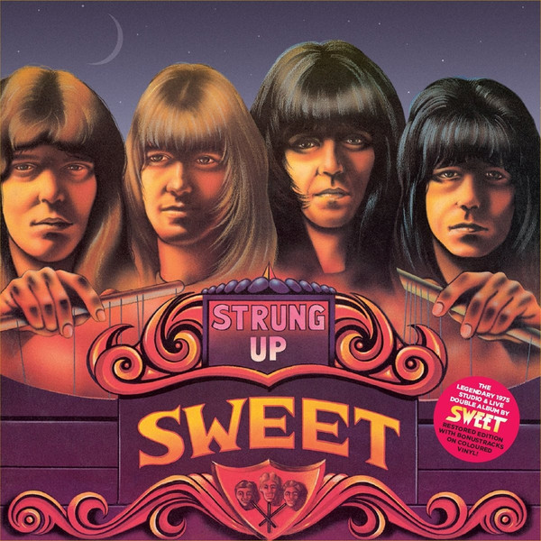 SWEET SWEET - STRUNG UP (2 LP)Виниловая пластинка<br><br>