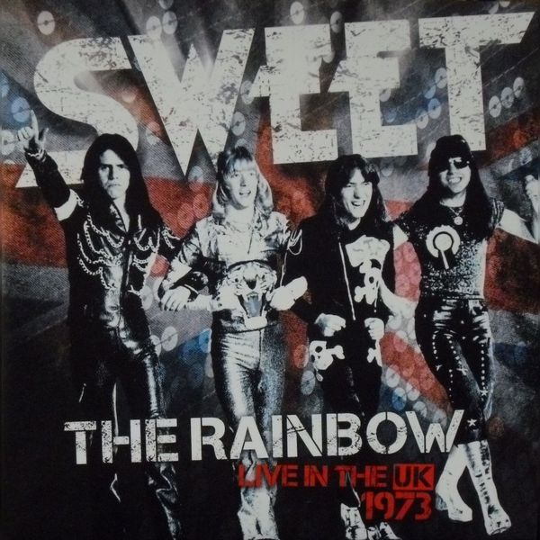 SWEET SWEET - The Rainbow - Live In The Uk 1973 (2 LP) bigbang 2012 bigbang live concert alive tour in seoul release date 2013 01 10 kpop