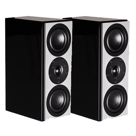 Полочная акустика System Audio SA Mantra 10 High Gloss Black акустика центрального канала audio physic classic center glass black high gloss