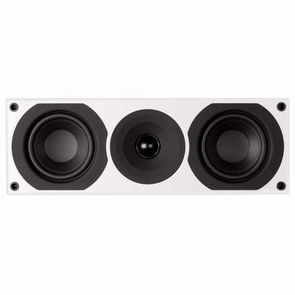 Полочная акустика System Audio SA Saxo 10 High Gloss White акустика центрального канала audio physic classic center glass white high gloss