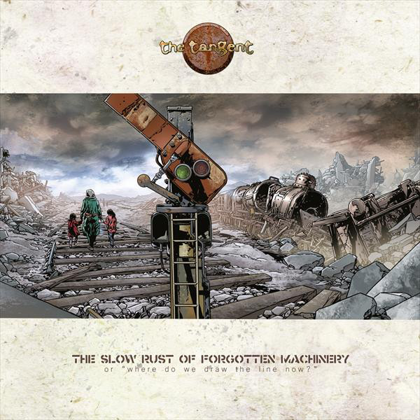 Tangent Tangent - The Slow Rust Of Forgotten Machinery (2 Lp+cd) tangent aspect 5