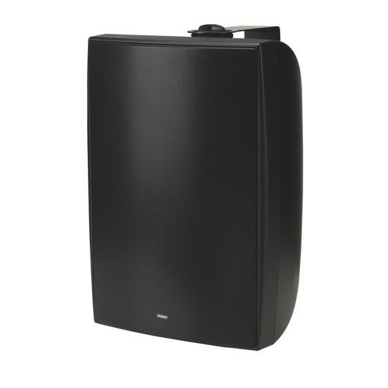Всепогодная акустика Tannoy DVS 6T Black профессиональная пассивная акустика tannoy vx 6