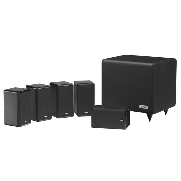 Комплект акустики 5.1 Tannoy HTS 101 XP Black