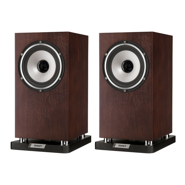 Полочная акустика Tannoy Revolution XT 6 Dark Walnut колонки tannoy mercury 7c walnut