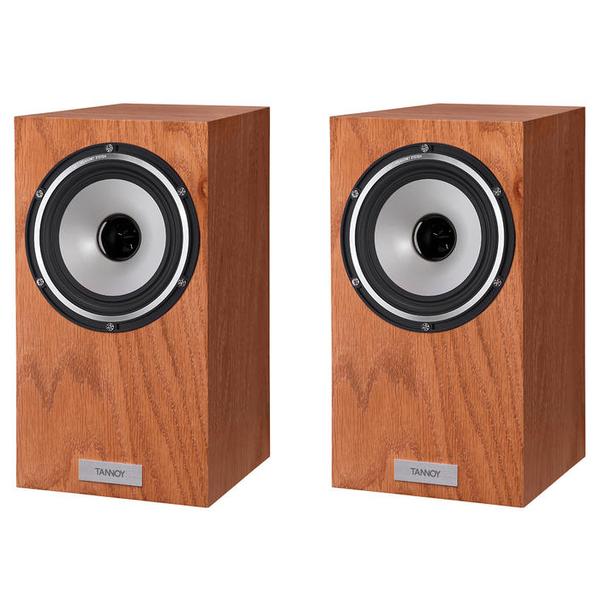 Полочная акустика Tannoy Revolution XT Mini Medium Oak полочная акустика tannoy mercury 7 1 black oak
