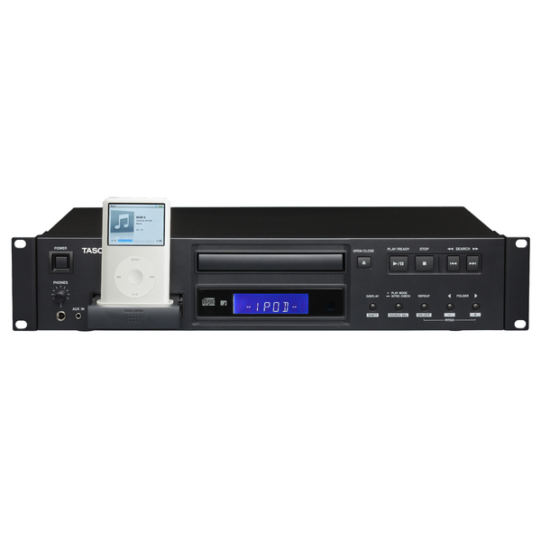 Профессиональный проигрыватель TASCAM CD-200i