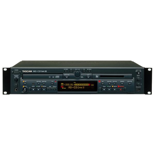 Профессиональный рекордер TASCAM MD-CD1 MKIII cd диск guano apes offline 1 cd